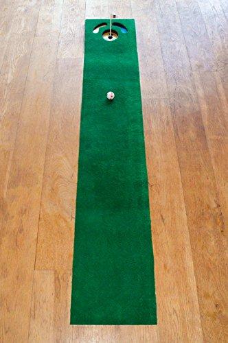 2465803-PGA-Tour-Tappetino-da-allenamento-da-183-cm-con-pallina-guida-e-consig miniatura 2