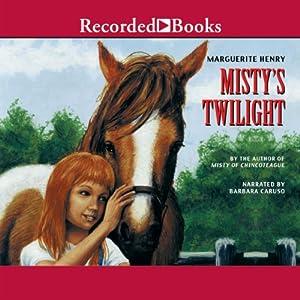 Misty's Twilight Audiobook