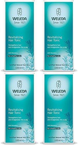 (4 PACK) - Weleda - Revitalising Hair Tonic   100ml   4 PACK BUNDLE