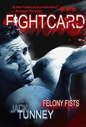 Felony Fists (Fight Card)