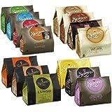 Senseo Kaffee Pads Vielfaltspaket- 5 verschiedene Sorten