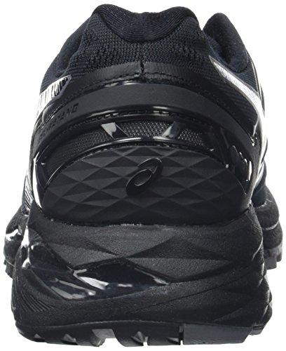 black Mujer De onyx Zapatillas Gel Negro carbon Asics Para 23 kayano Running xaq0nwwAzI