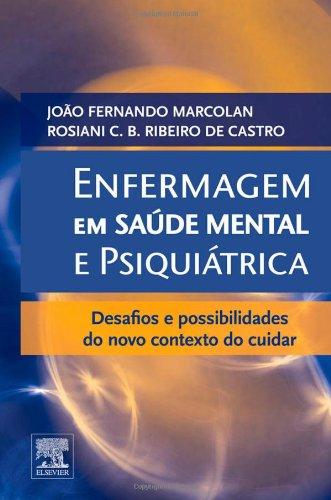 Enfermagem em Saúde Mental e Psiquiátrica