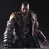 Final Fantasy VII Remake Barret Wallace Play Arts Kai Action Figure