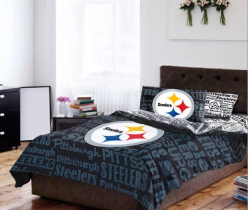 Steelers Comforters Pittsburgh Steelers Comforter