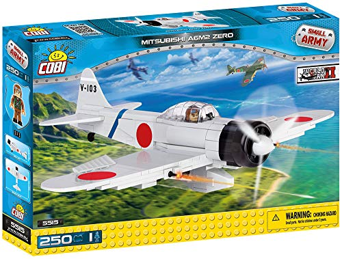 (COBI Army Mistubishi A6M2 Zero)