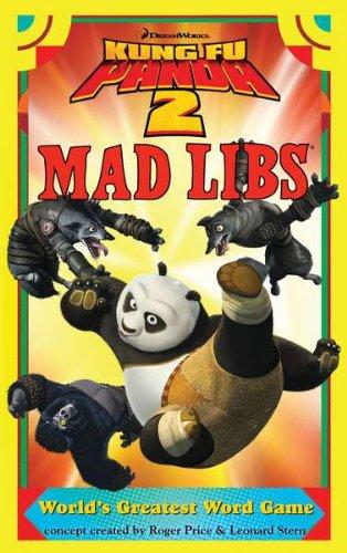 Kung Fu Panda Mad Libs
