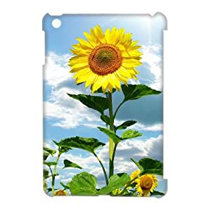 YNFYC Sunflower Shell Phone Case For iPad Mini [Pattern-1]