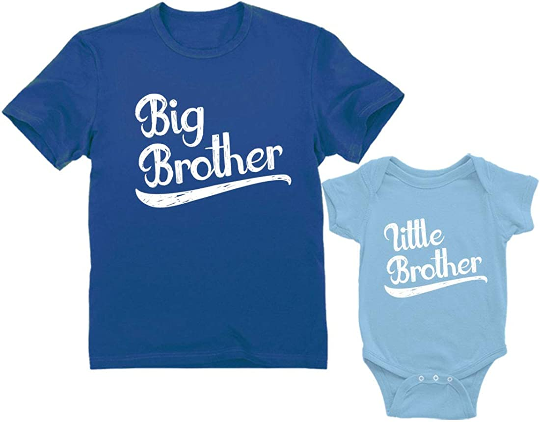 Green Turtle T-Shirts Big Brother Little Brother - Regalo para Hermano Mayor y Hermano Menor