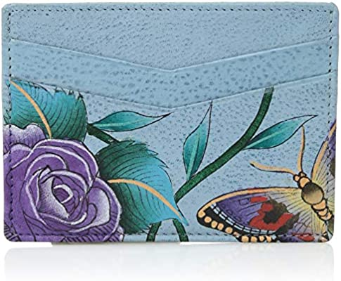 Anuschka Credit Card Case Wallet