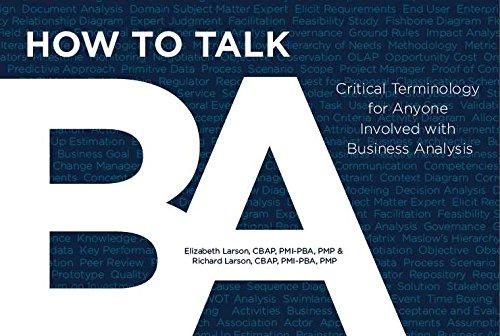 How to Talk BA