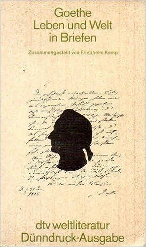 Biographie Johann Wolfgang Von Goethe Herkunft 7