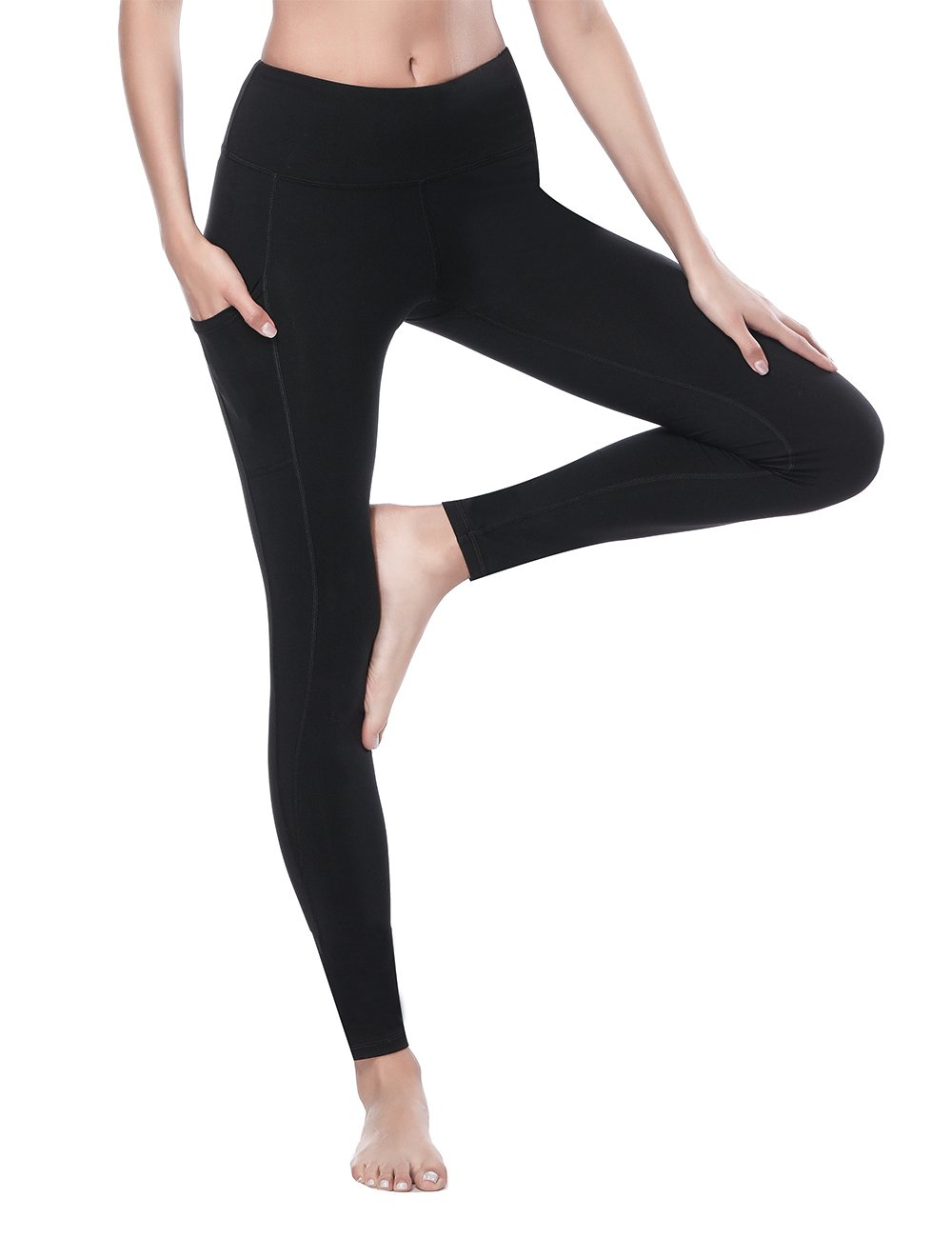 ALONG FIT Yoga Pants for Women Shorts Leggings for Women Capri Leggings Leggings with Pockets
