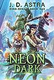 Neon Dark: A LitRPG Adventure (Zero.Hero Book 1)