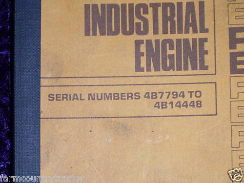 Caterpillar 3304 Engine OEM Parts Manual (Caterpillar 3304 Engine)