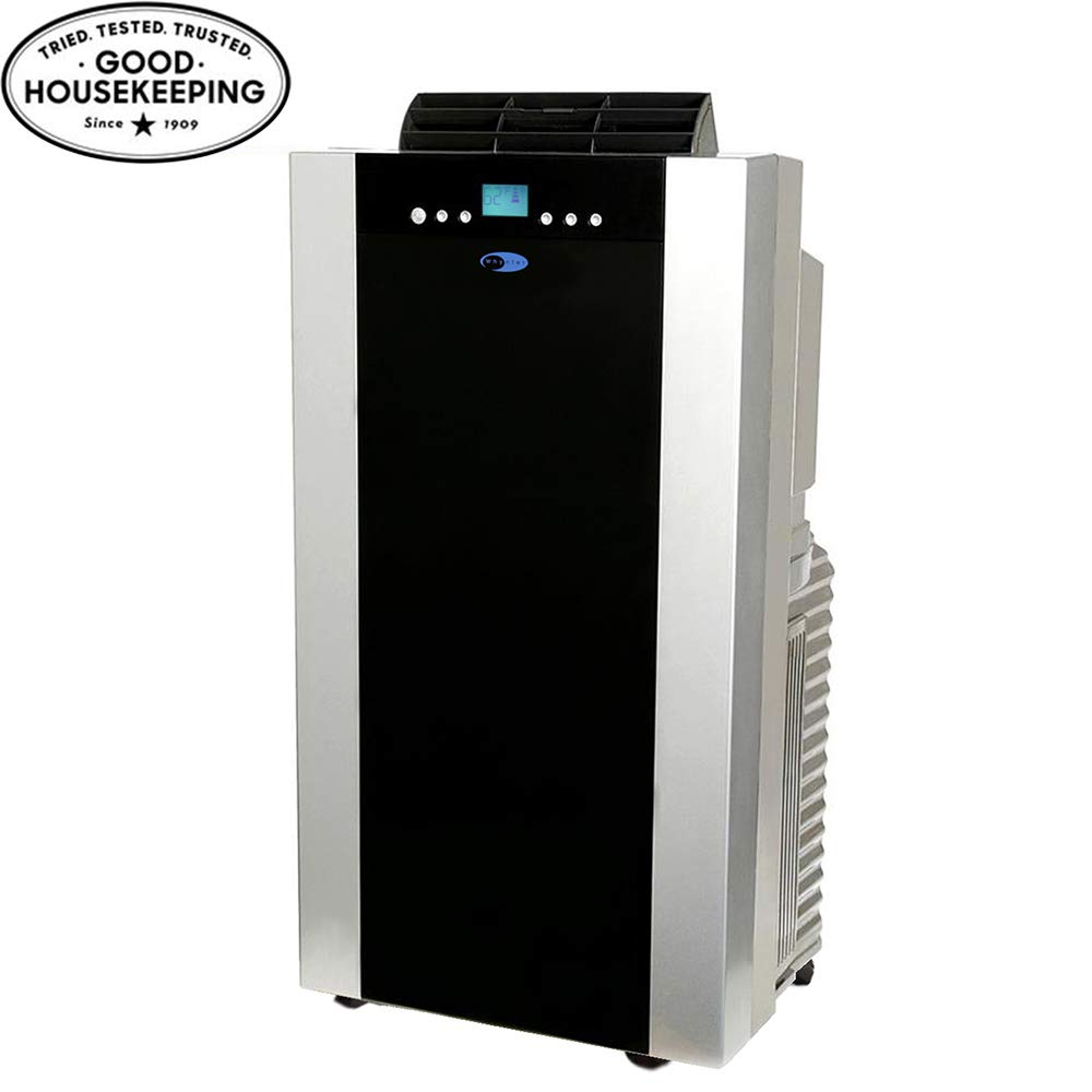 Whynter ARC-14S 14,000 BTU Dual Hose Portable Air Conditioner, Dehumidifier