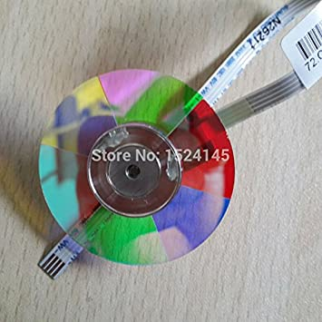 Rueda de color ARBUYSHOP estrenar Proyector Optoma HD20 Para ...