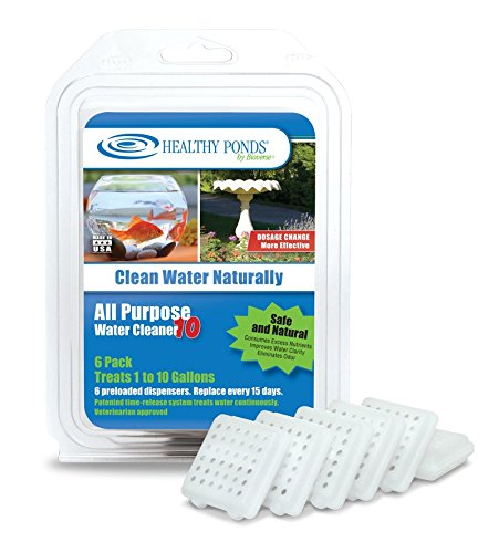 All Purpose Water Cleaner 10 - Preloaded Dispenser 6 Pack; Each Dispenser Treats up to 10 Gallons for 15 Days ()