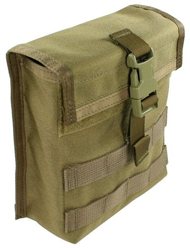 M249 Saw (Specter Gear #427 COY MOLLE / PALS Compatible Modular M-249 SAW Operators Pouch)