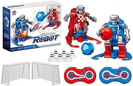 Amyove 2.4G RC Inalámbrico Robot con Base Entre Padres e Hijos ...