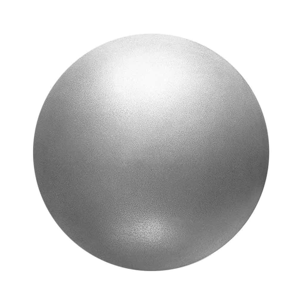 外動ボール ヨガボール妊娠運動ジムボールアンチバースト運動ボール初心者オフィスホームジムバランストレーニングフィットネス (Color : Dark Gray, サイズ : 20) Dark Gray