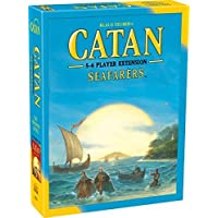 Mayfair Games Catan Expansion: Seafarers 5-6 Players