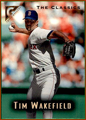 1996 Topps Gallery #43 Tim Wakefield BOSTON RED SOX Knuckleballer