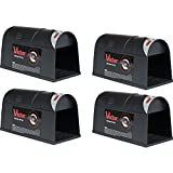 Victor M240 Electronic Rat Trap (4 Pack)