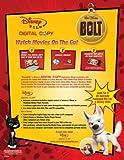 Bolt (Three-Disc Edition w/ Standard DVD + Digital Copy + BD Live) [Blu-ray]