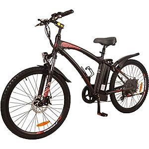 DJ Mountain Power Electric Bike 750W 48V 13Ah