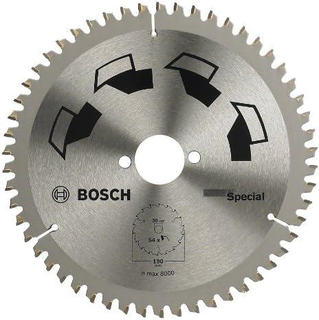 Bosch 2609256893 Lame De Scie Circulaire Spécial 210 Mm
