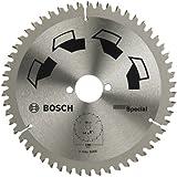 Bosch 2609256884 Special Lama per Sega Circolare, 130 x 2 x 20/16, 40 Denti
