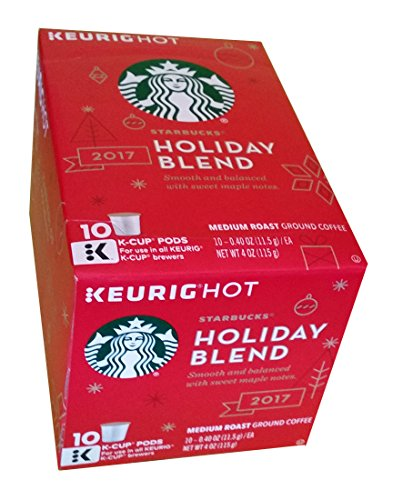 keurig starbucks holiday blend - 7