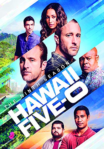 Ninth Season Dvd - Hawaii Five-O (2010): The Ninth Season
