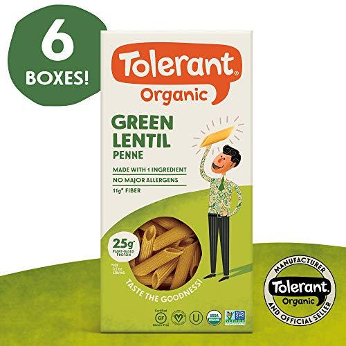 green pasta box