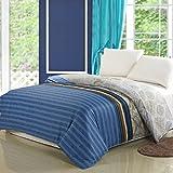 College quilt/one piece cotton quilt/cotton quilt cover-C 160x210cm(63x83inch)