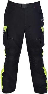 Oxford Men's Montreal Textile Pants Regular Leg (Black/Fluorescent, Medium/Size 34)