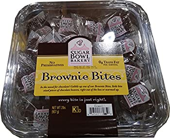 Sugar Bowl Petite Brownie Bites, 2LB (32oz)