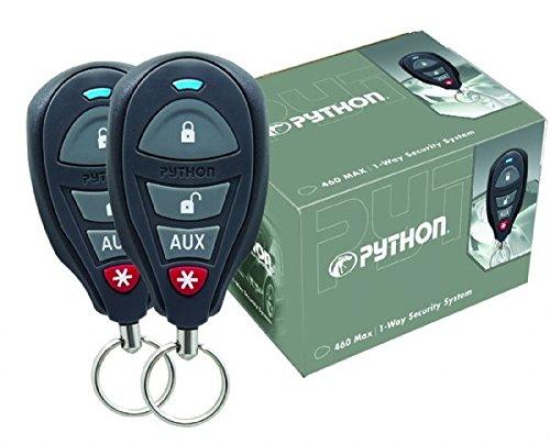 PYTHON 3105P 1-Way Security System