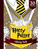 Harry Potter Coloring Book: Adult Coloring Book