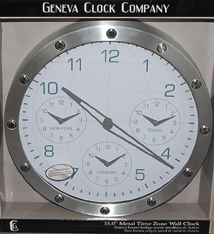 Geneva Clock 13.7