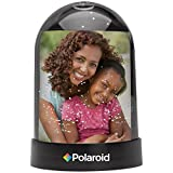 "Magnet Snow Globe Photo Frame – Great Display For Your 2x3"" Memories For HP Sprocket, LG, Prynt, LifePrint Print"