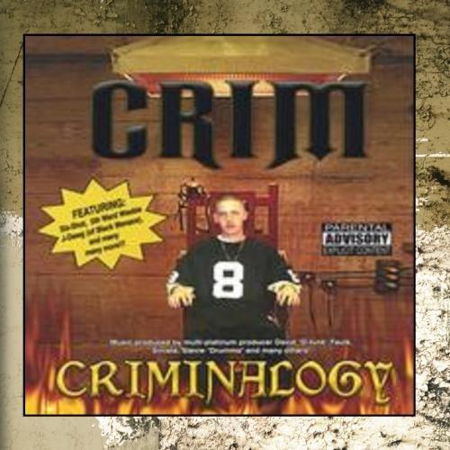 Criminalogy