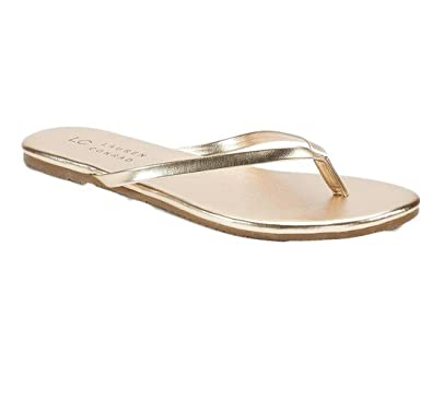 d423c1205e98 Lauren Conrad Womens Sandals Flip Flop Dress LC Sandal (7