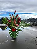 Extra Large Tropical Surprise Flower Arrangement