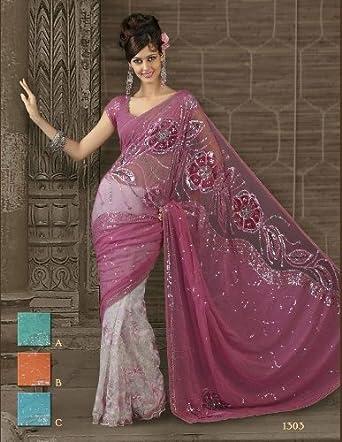 Sari cocktail dress