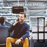 BAGSMART Laptop Messenger Shoulder Bag, Business