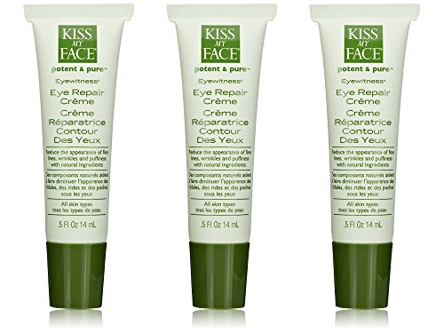 Kiss My Face Eye Cream