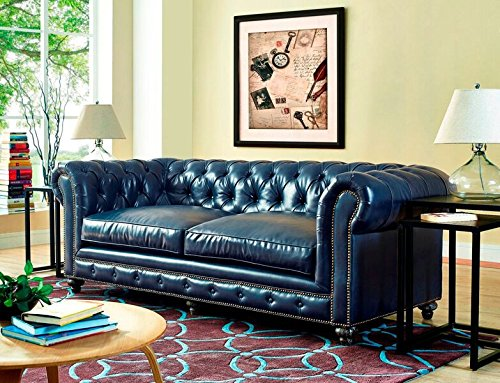 Furniture Durango Collection Leather Upholstered