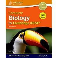 Complete biology IGCSE 2017. Student's book. Per le Scuole superiori. Con espansione online. Con CD-ROM